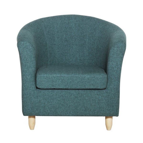 Casper petróleumkék fotel - Softnord