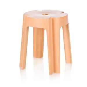Židle Bloom, dub