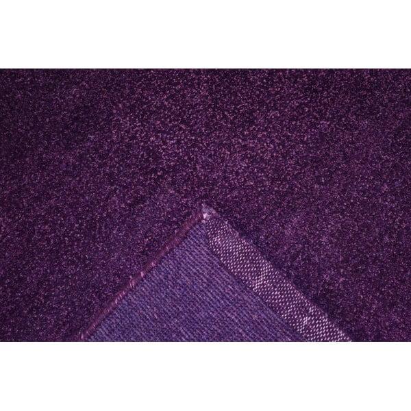 Vlněný koberec Kerima Purple, 170x240 cm