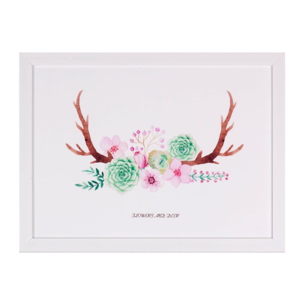 Obraz sømcasa Roses, 40x30 cm