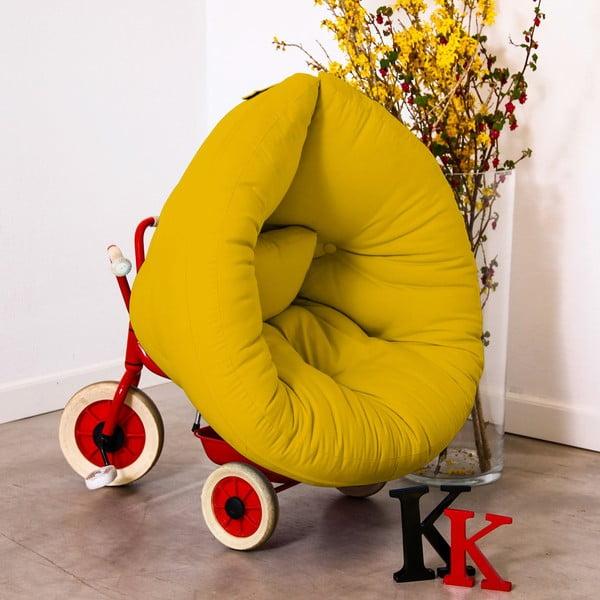 Dětské křesílko Karup Baby Nest Amarillo