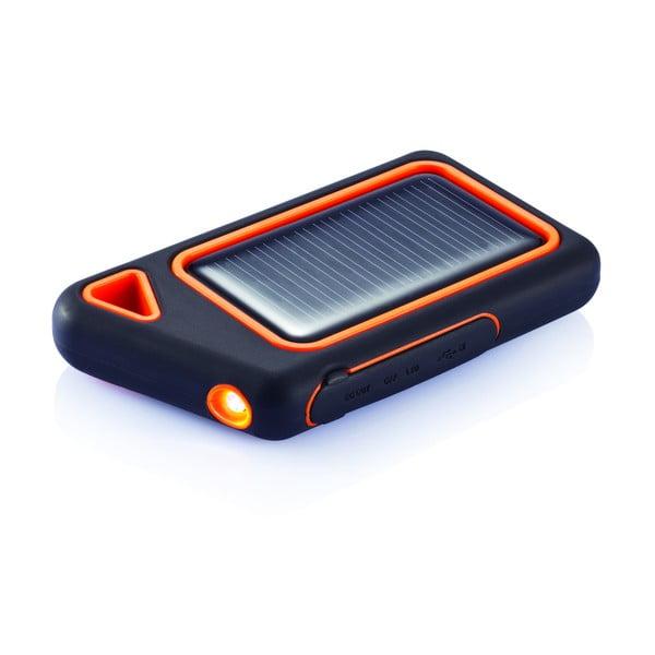 Voděodolná solární nabíječka