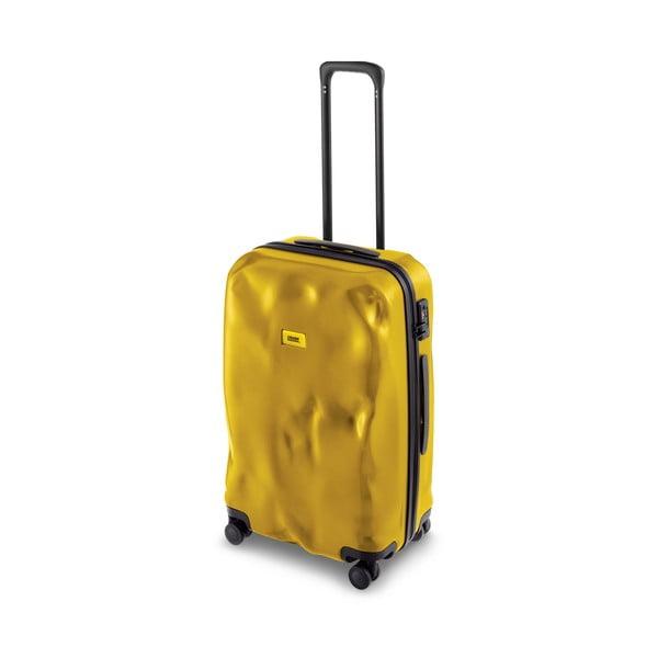 Cestovní set tří kufrů Mustard Yellow