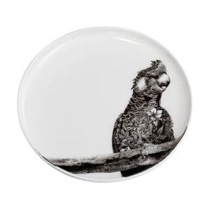 Dezertní talířek z kostního porcelánu Maxwell&Williams Marini Ferlazzo Africa Cocatoo, ⌀ 20 cm