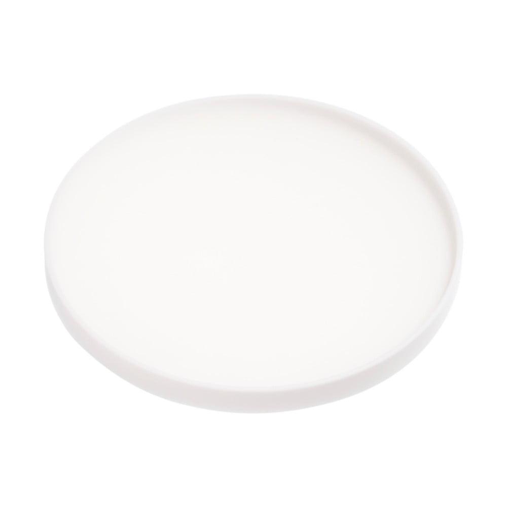 Bílá podložka pod sklenice Yamazaki Tower Round