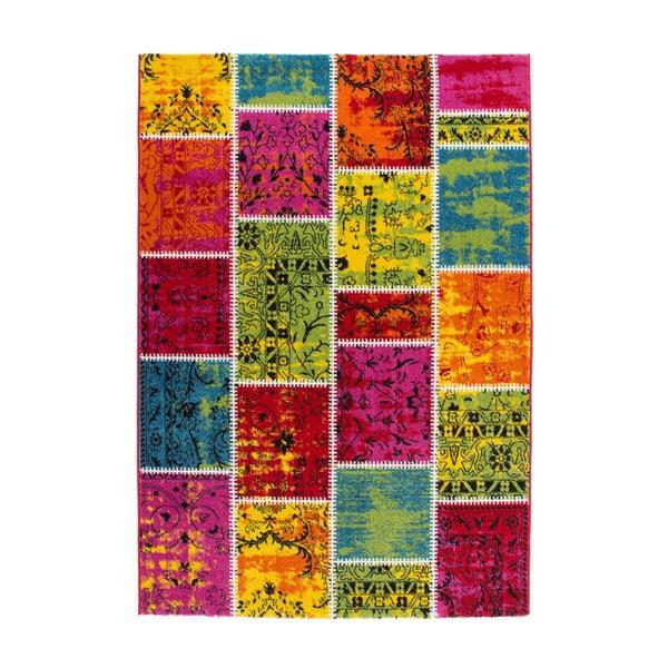 Koberec Mapuche Multi, 80x150 cm