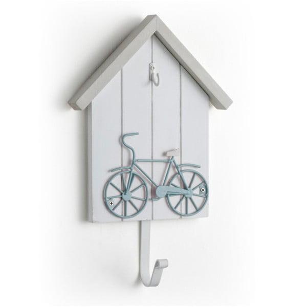 Věšák na klíče Brandani Bicicletta Blanc