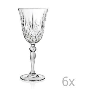 Set 6 pahare pentru vin spumant RCR Cristalleria Italiana Grazia