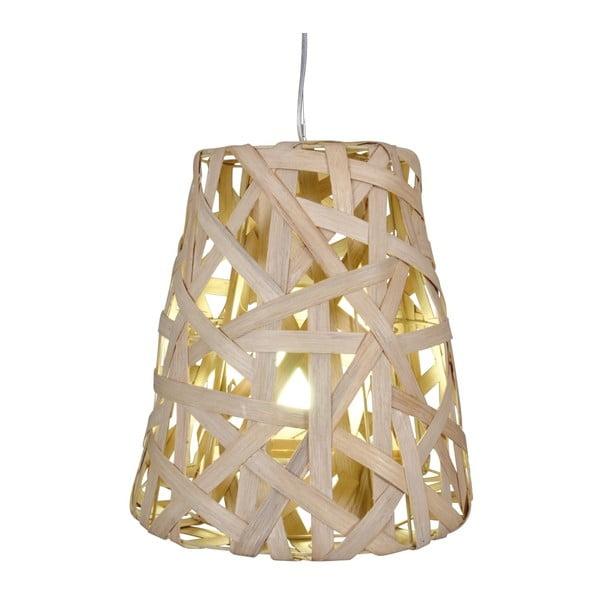 Béžové stropní světlo Naeve Basket