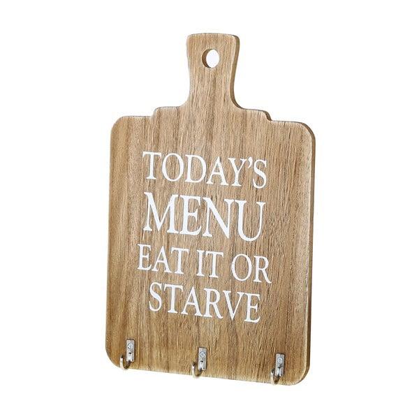 Kuchyňské háčky Eat It or Starve