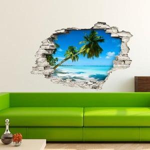 Autocolant Ambiance Landscape at a beach