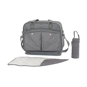 Set tašky přes rameno, přebalovací podložky a obalu na lahvičku Tanuki Mummi Bag Furo