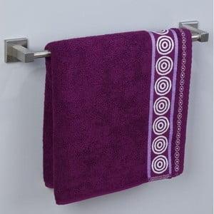 Ručník Fraza Rondo Purple, 30x50 cm