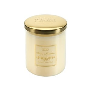 Svíčka Vanilla Cookie, 70 hodin hoření