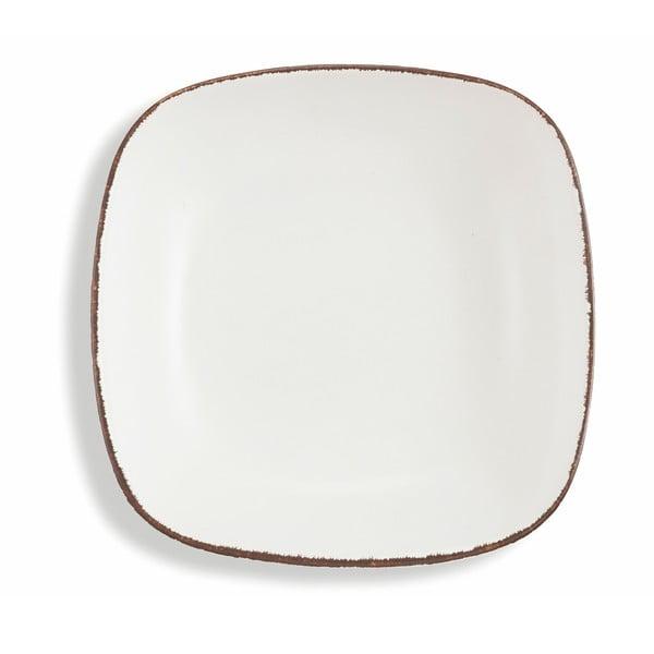18dílná kameninová sada nádobí Villad'Este New Zen Bianco