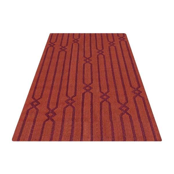 Vlněný koberec Kilim D 816, 120x180 cm