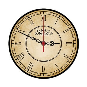 Nástěnné hodiny Minimalist, 30 cm