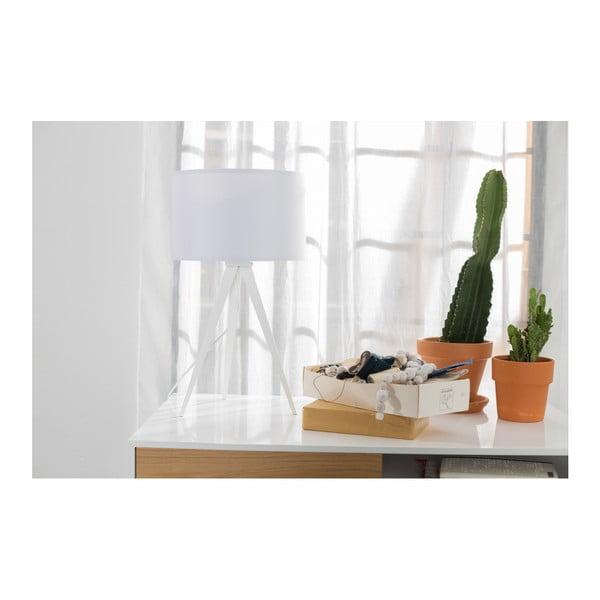 Bílá stolní lampa Zuiver Tripod