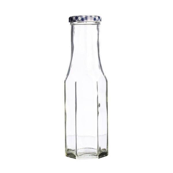 Hexagonal üvegpalack fedővel, 250 ml - Kilner