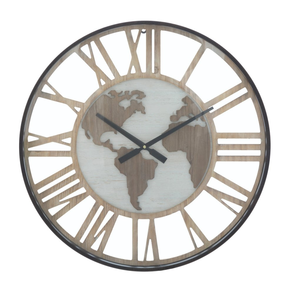 Nástěnné hodiny Mauro Ferretti Class, ⌀ 60 cm
