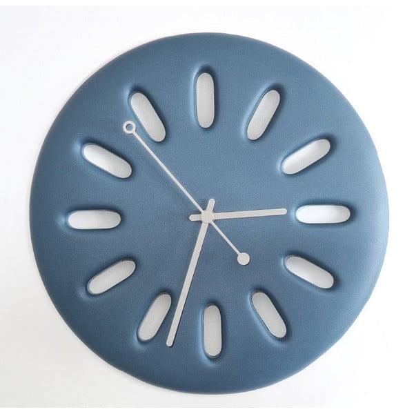 Samodržící hodiny Intempo, šedomodré