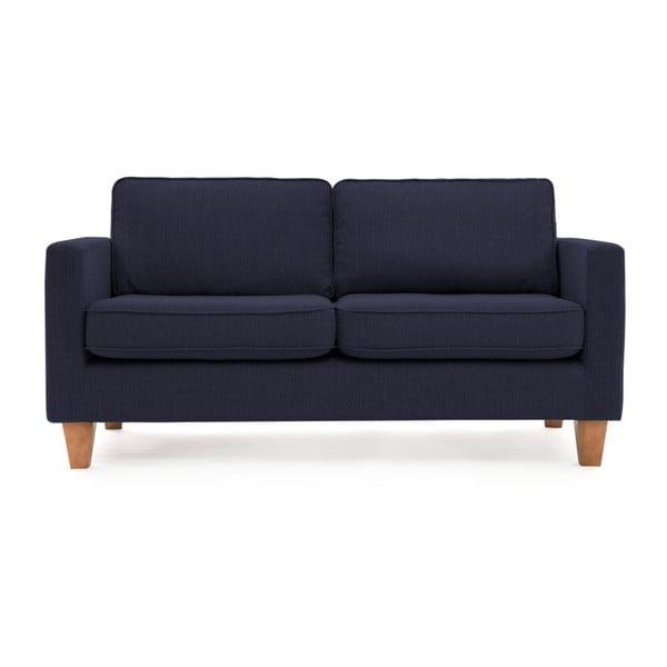 Canapea cu 3 locuri Vivonia Sorio, bleumarin