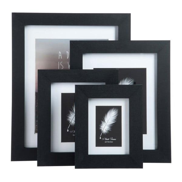 Rámeček na fotografii 27x35 cm, černý