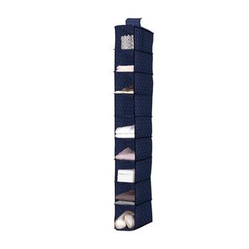Organizator suspendat Compactor Kasuri Range, lățime 15 cm , albastru închis de la Compactor