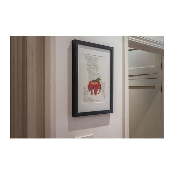 Knižní plakát Sněhurka a sedm trpaslíků, 21x29,7 cm