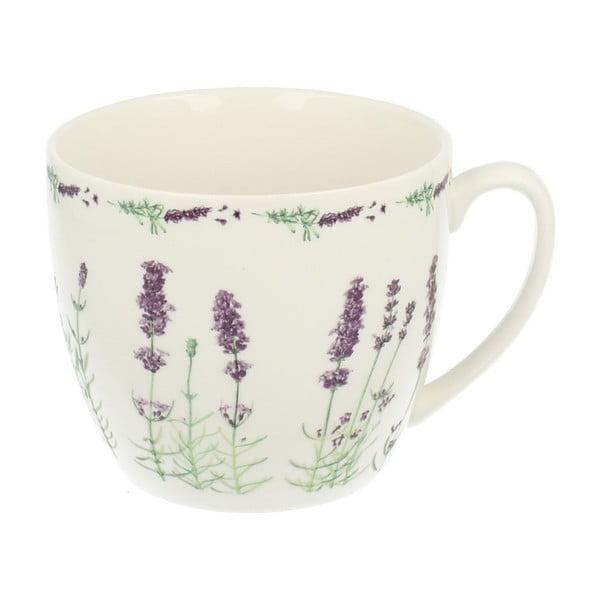 Porcelánový hrnek Duo Gift Lavender, 700 ml