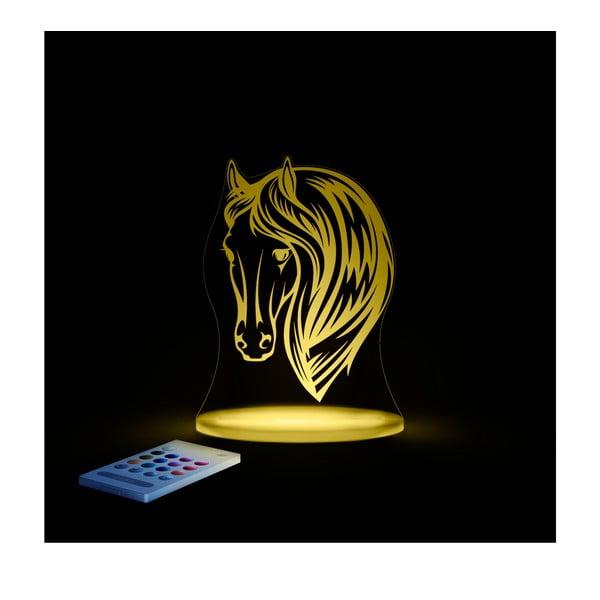 Dětské LED noční světýlko Aloka Horse