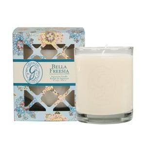 Vonná svíčka Greenleaf Signature Bella Freesia, doba hoření 60-80hodin