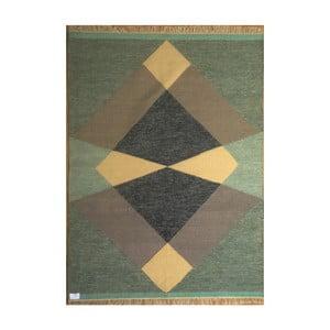 Ručně tkaný vlněný koberec Linie Design Treviso, 170x240cm