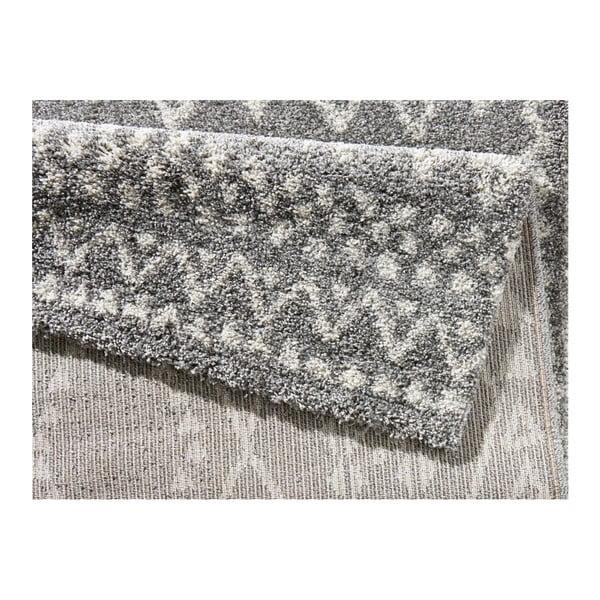 Šedý koberec Mint Rugs Chloe, 160 x 230 cm