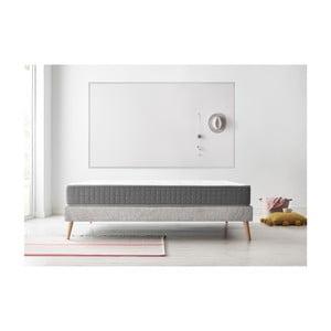 Dvoulůžková postel s matrací Bobochic Paris Passion, 140x190cm