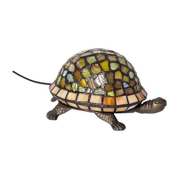 Stolní lampa ve tvaru želvy SULION Orange