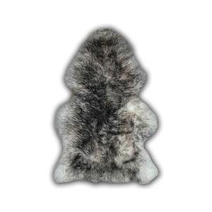 Ovčí kožešina Mouton, 110x80 cm, šedá