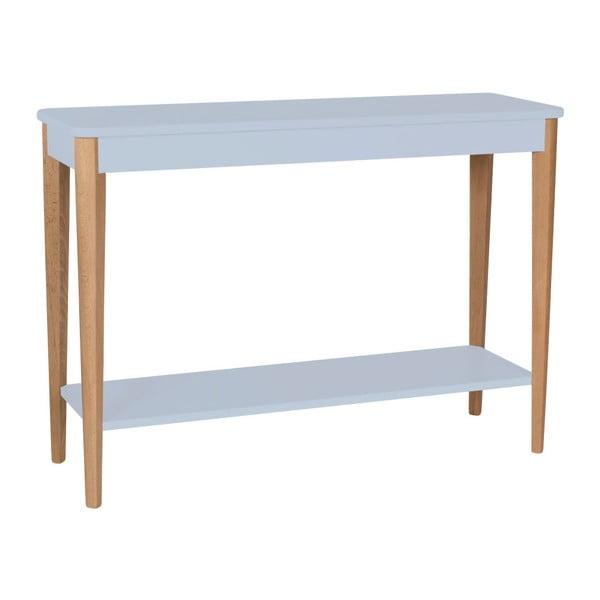 Světle šedý konzolový stolek Ragaba Ashme, šířka105cm