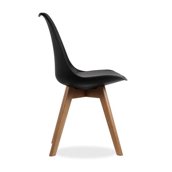 Židle Beech Tulipa Noir