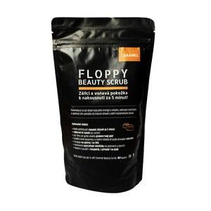 Kávový peeling s karamelovým olejem Floppy Scrub