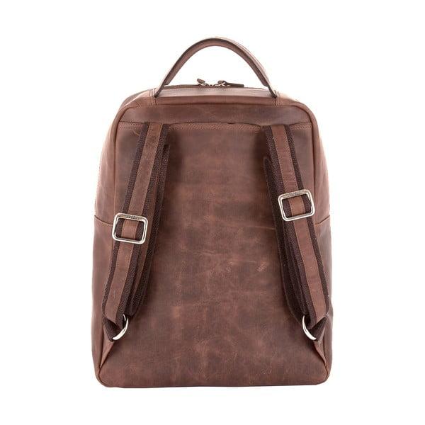 Pánský batoh Vintage Tiny Brown
