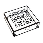 Box Cristal Everything Happens