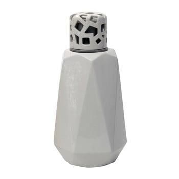 Vază ceramică Mauro Ferretti, 32 cm, negru - alb