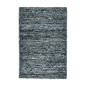 Vlněný koberec Deniza Charcoal, 120x180 cm
