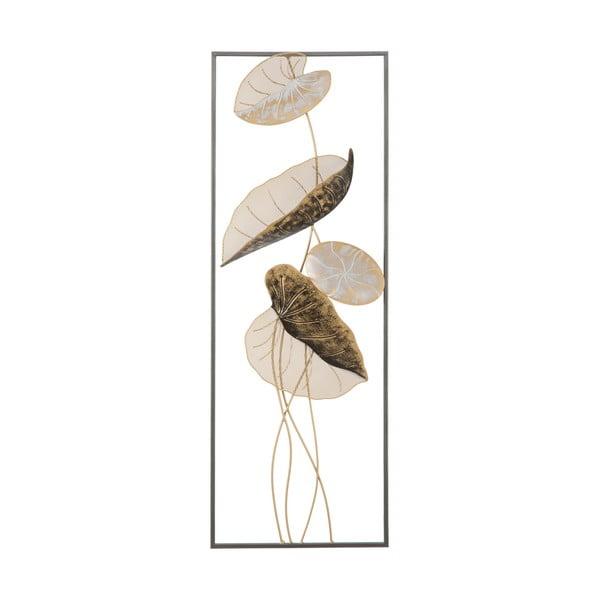 Metalowa dekoracja ścienna Mauro Ferretti Loto A, 31x89,5 cm
