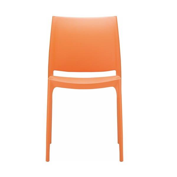 Židle Maya Orange