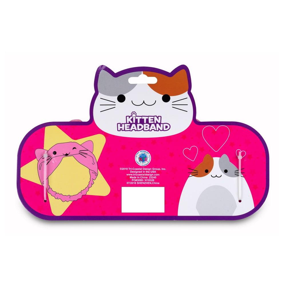 Čelenka na vlasy s motivem kočky Tri-Coastal Design Kitty ... 6e2712dd58