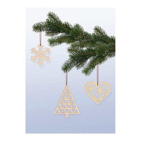 Vánoční ozdoby Novoform Xmas Hangers Light