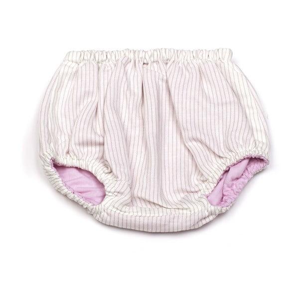 Oboustranné kalhotky na plenky Pink Diaper, od 3 do 6 měsíců