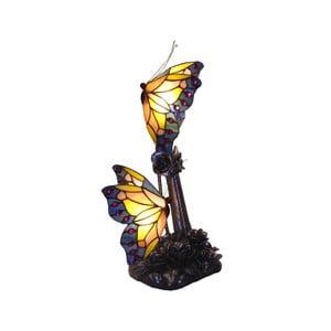 Tiffany Lampa Butterflies Patina